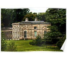 Attingham Park Mansion Poster