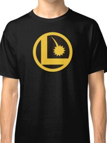 Legion of Super-Heroes Logo Classic T-Shirt
