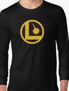 Legion of Super-Heroes Logo Long Sleeve T-Shirt