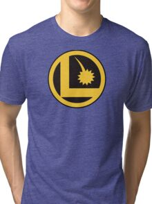 Legion of Super-Heroes Logo Tri-blend T-Shirt