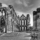 Whitby Abbey by Neal Petts