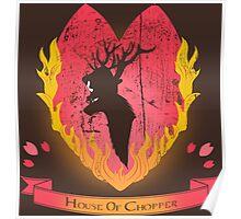 House of Chopper (Dark ver.) Poster