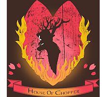 House of Chopper (Dark ver.) Photographic Print