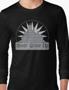 Never Grow Up Long Sleeve T-Shirt