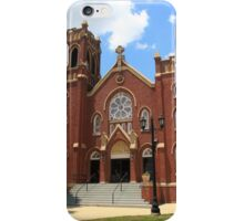 Hamel, Illinois - St. Paul's iPhone Case/Skin