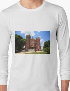 Hamel, Illinois - St. Paul's Long Sleeve T-Shirt