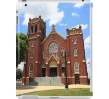 Hamel, Illinois - St. Paul's iPad Case/Skin