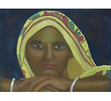 Indian Woman Photographic Print