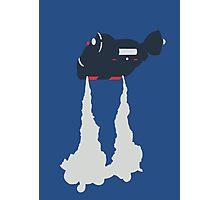 Blade Runner - Spinner Vehicle  Photographic Print