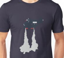 Blade Runner - Spinner Vehicle  Unisex T-Shirt