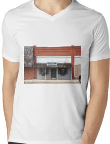 Erick, OK - Ladies and Gents Salon Mens V-Neck T-Shirt