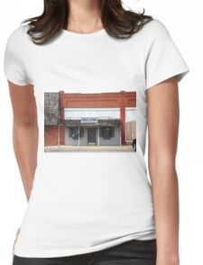 Erick, OK - Ladies and Gents Salon Womens Fitted T-Shirt
