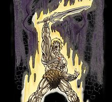 Heman in Greyskull by SirG