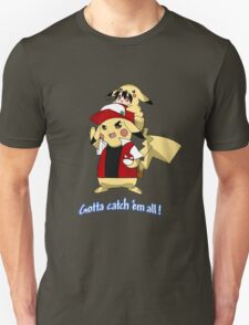 Gotta Catch All The Humans T-Shirt