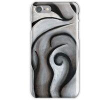 Charcoal Reaching iPhone Case/Skin