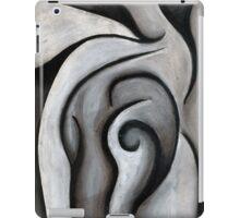 Charcoal Reaching iPad Case/Skin
