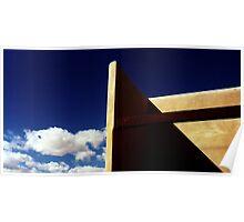 Adobe Sky Poster