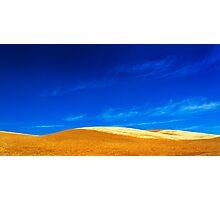 Yellow Waves of Grain Photographic Print