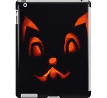 Pumpkin Face iPad Case/Skin