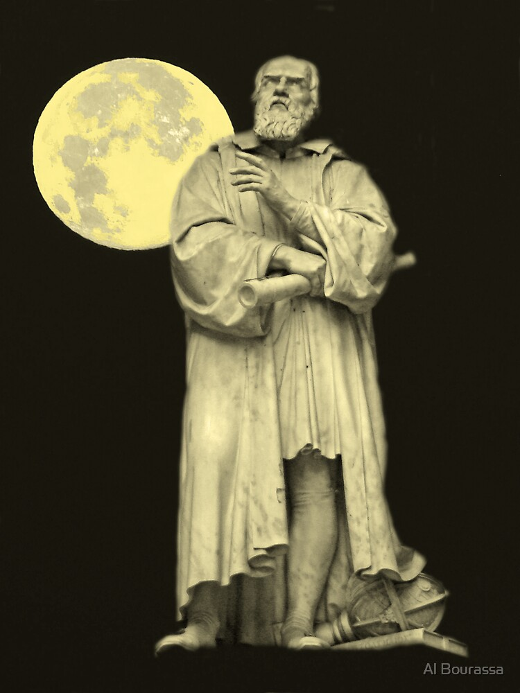 Galileo Galilei by Al Bourassa