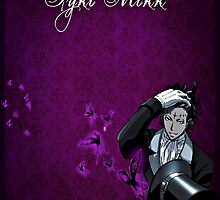D. Gray Man - Tyki Mikk by xbritt1001x