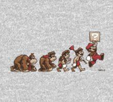 8 Bit Evolution Kids Clothes