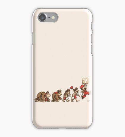 8 Bit Evolution iPhone Case/Skin