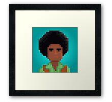 MJ70 Framed Print