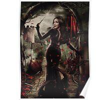 Camelot Set - Regina Poster