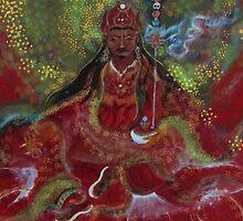 Padmasambhava by Visuddhi