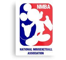 NMBA Metal Print