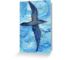 Sailing the WInd Greeting Card
