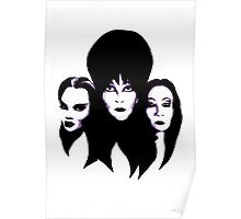 Spooky Girls Poster