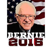 Bernie 2016 Photographic Print