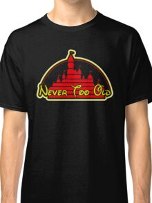 Never tool old MOUSE colors Classic T-Shirt