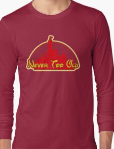 Never tool old MOUSE colors Long Sleeve T-Shirt