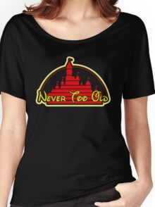 Never tool old MOUSE colors Women's Relaxed Fit T-Shirt