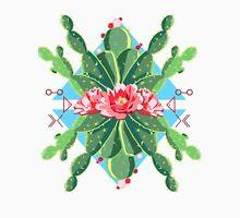 Cactus Flower Power T-Shirt
