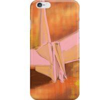 Paper Crane iPhone Case/Skin