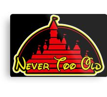 Never tool old MOUSE colors Metal Print