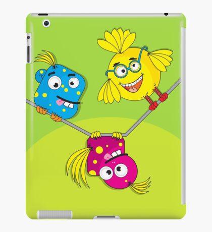 Wacky Bird Hangout iPad Case/Skin
