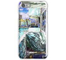 Balcony With A View iPhone Case/Skin