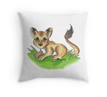 Jungle Heir Throw Pillow