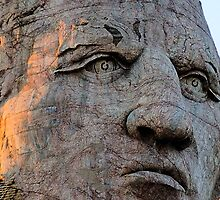 Chief Crazy Horse Monument by Mark Bolen