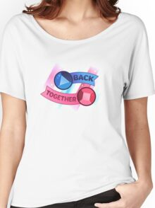 Back Together // Steven Universe Women's Relaxed Fit T-Shirt