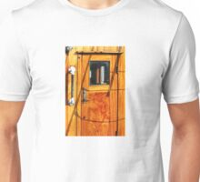 Vintage Yacht Door Unisex T-Shirt