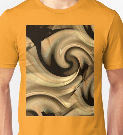 Canadian Beige Ghost Unisex T-Shirt