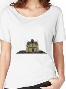 Icons - Haunted House by Pierre Blanchard Women's Relaxed Fit T-Shirt