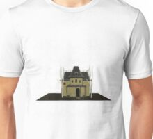 Icons - Haunted House by Pierre Blanchard Unisex T-Shirt