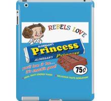 PRINCESS CANDY BAR iPad Case/Skin